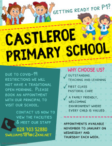 Copy of School Admission Flyer - Made with PosterMyWall