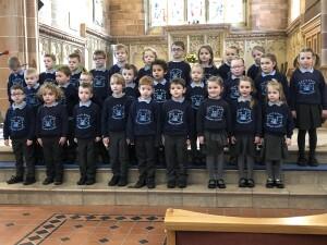 P1 &2 choir