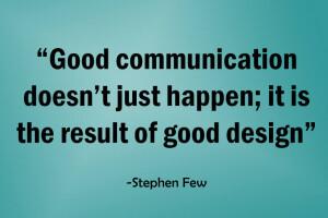 Stephen-Few-quote-Communication