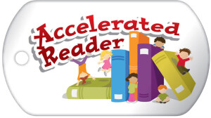 accelerated reading logo